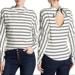 FREE PEOPLE / Ardmore Long Sleeve Tee Size Small